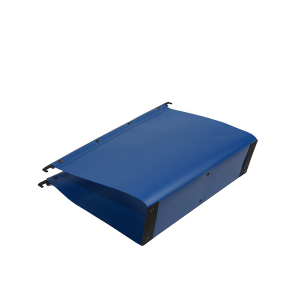 hængemapper med 50 mm bund, Blå
